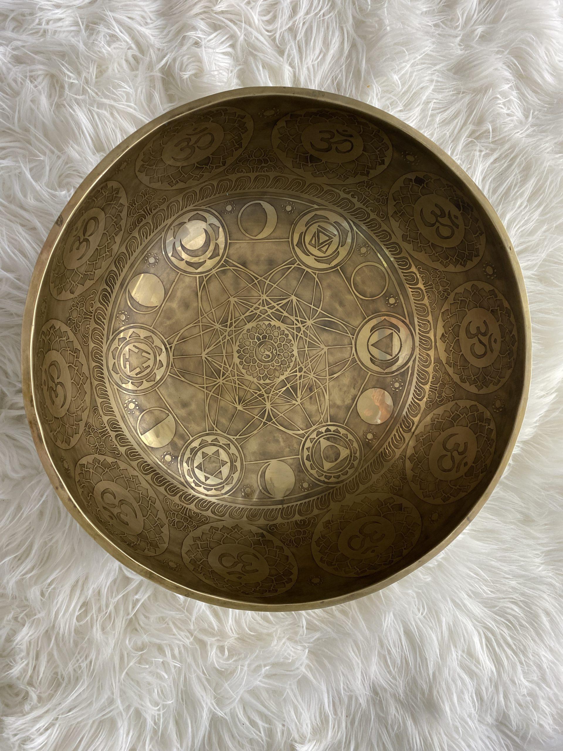 """15"""" metatron bowl"""